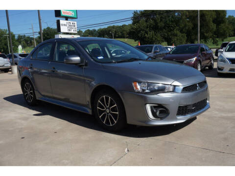 2017 Mitsubishi Lancer for sale at Autosource in Sand Springs OK