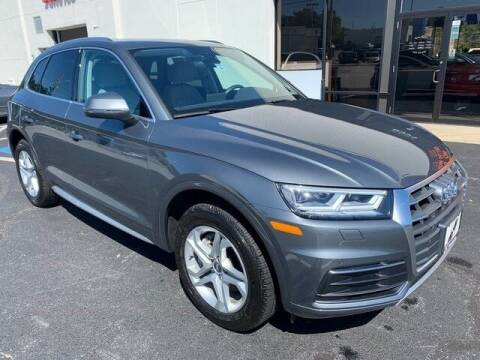 2018 Audi Q5 for sale at BuyFromAndy.com at Hi Lo Auto Sales in Frederick MD
