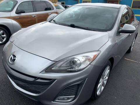 2010 Mazda MAZDA3 for sale at CARZ in San Diego CA