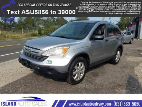 2007 Honda CR-V for sale at Island Auto Sales in E.Patchogue NY