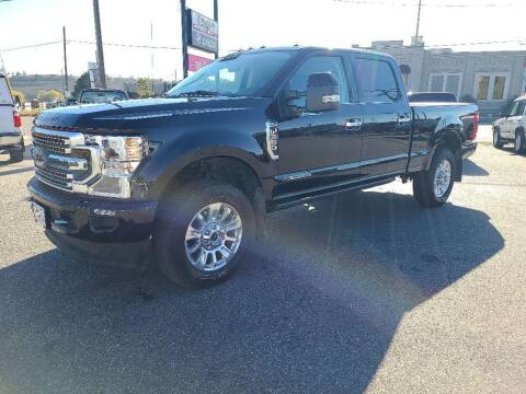 2021 Ford F-350 Super Duty for sale at Kessler Auto Brokers in Billings MT