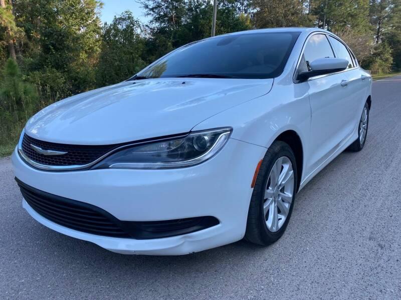 2016 Chrysler 200 for sale at Next Autogas Auto Sales in Jacksonville FL