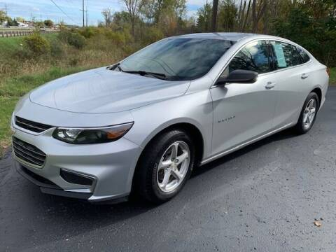 2017 Chevrolet Malibu for sale at Lighthouse Auto Sales in Holland MI