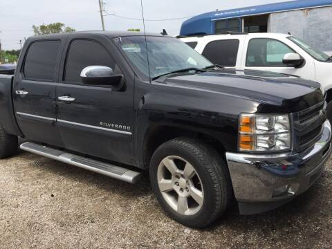 2007 Chevrolet Silverado 1500 for sale at BSA Used Cars in Pasadena TX