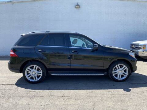 2015 Mercedes-Benz M-Class for sale at Smart Chevrolet in Madison NC