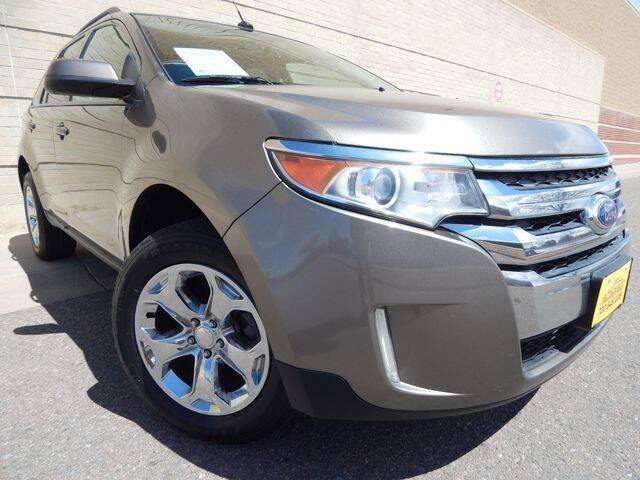 2014 Ford Edge for sale at Altitude Auto Sales in Denver CO
