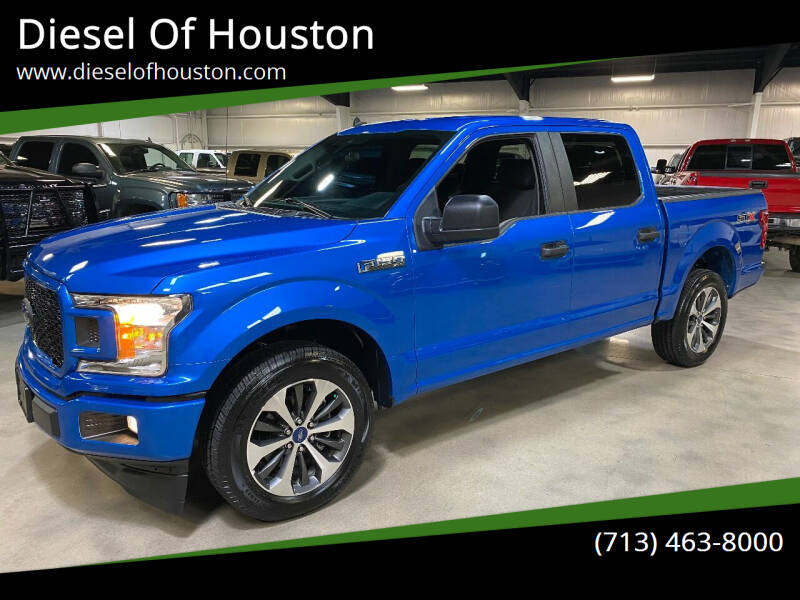 2020 Ford F-150 for sale at Diesel Of Houston in Houston TX