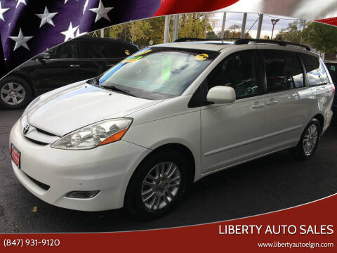 2010 Toyota Sienna for sale at Liberty Auto Sales in Elgin IL
