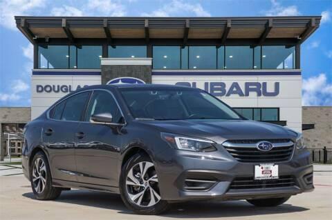 2020 Subaru Legacy for sale at Douglass Automotive Group - Douglas Subaru in Waco TX