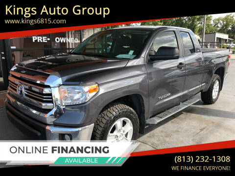 2016 Toyota Tundra for sale at Kings Auto Group in Tampa FL
