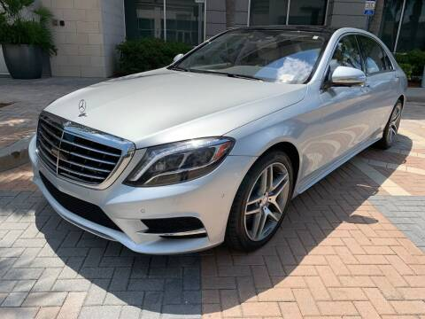 2015 Mercedes-Benz S-Class for sale at Mirabella Motors in Tampa FL