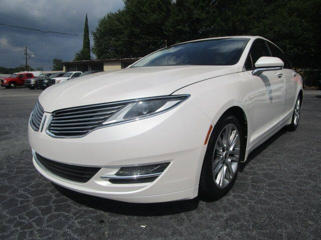 2014 Lincoln MKZ for sale at Lewis Page Auto Brokers in Gainesville GA