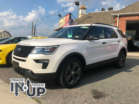 2018 Ford Explorer for sale at Real Auto Shop Inc. in Somerville MA
