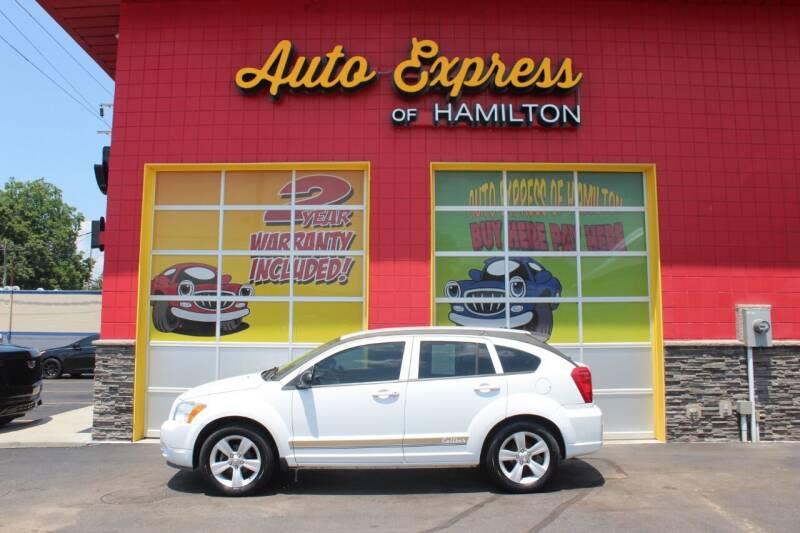 2011 Dodge Caliber for sale at AUTO EXPRESS OF HAMILTON LLC in Hamilton OH