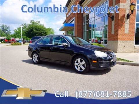 2009 Volkswagen Jetta for sale at COLUMBIA CHEVROLET in Cincinnati OH
