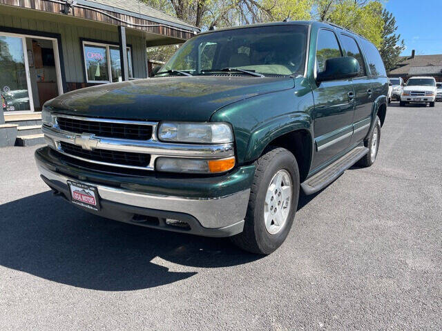 2004 Chevrolet Suburban for sale at Local Motors in Bend OR