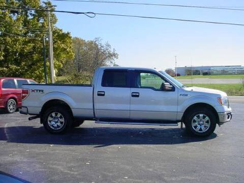 2011 Ford F-150 for sale at Westview Motors in Hillsboro OH