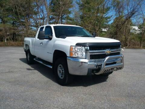 2009 Chevrolet Silverado 2500HD for sale at Westford Auto Sales in Westford MA