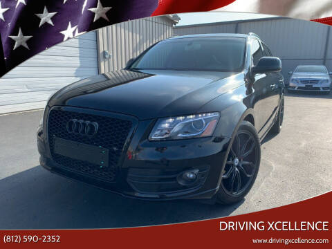 2011 Audi Q5 for sale at Driving Xcellence in Jeffersonville IN