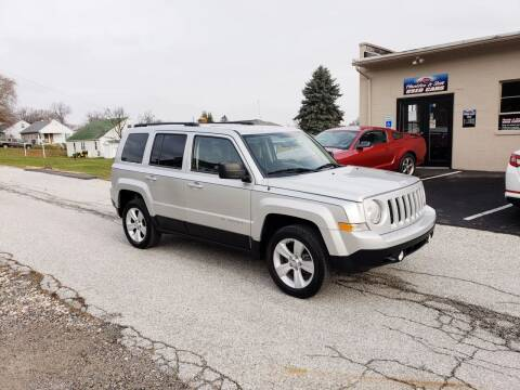 2011 Jeep Patriot for sale at Hackler & Son Used Cars in Red Lion PA