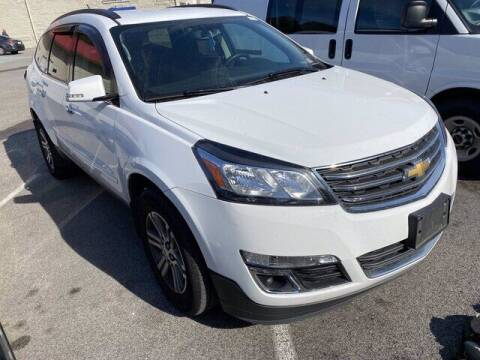 2017 Chevrolet Traverse for sale at CBS Quality Cars in Durham NC