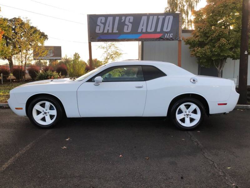 2013 Dodge Challenger for sale at Sal's Auto in Woodburn OR