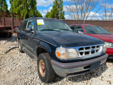 1997 Ford Explorer for sale at Encore Auto Parts & Recycling in Jefferson GA