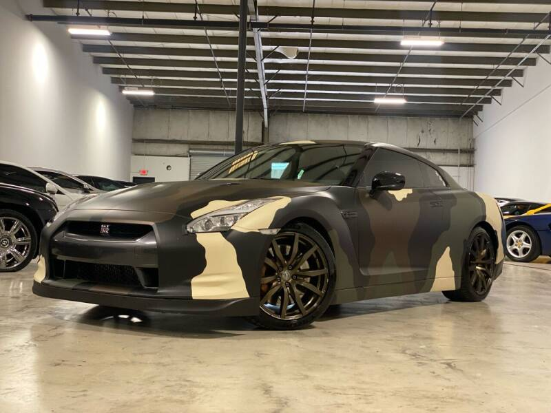 2009 Nissan GT-R for sale at FALCON MOTOR GROUP in Orlando FL