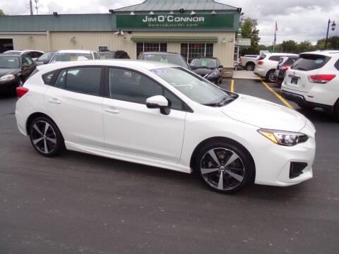 2018 Subaru Impreza for sale at Jim O'Connor Select Auto in Oconomowoc WI
