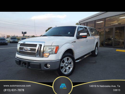2010 Ford F-150 for sale at Automaxx in Tampa FL