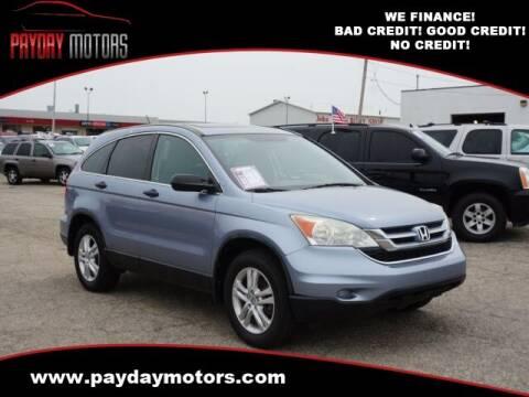 2010 Honda CR-V for sale at Payday Motors in Wichita KS