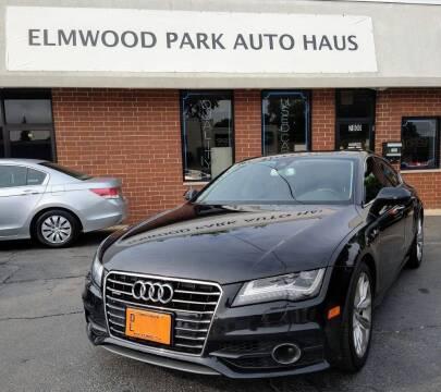 2012 Audi A7 for sale at Elmwood Park Auto Haus in Elmwood Park IL