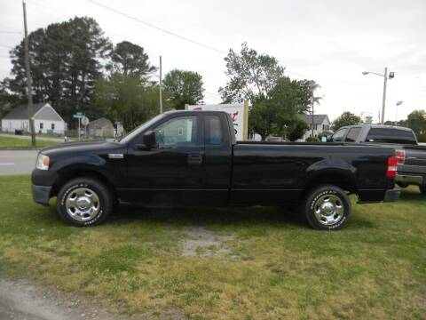 2006 Ford F-150 for sale at SeaCrest Sales, LLC in Elizabeth City NC