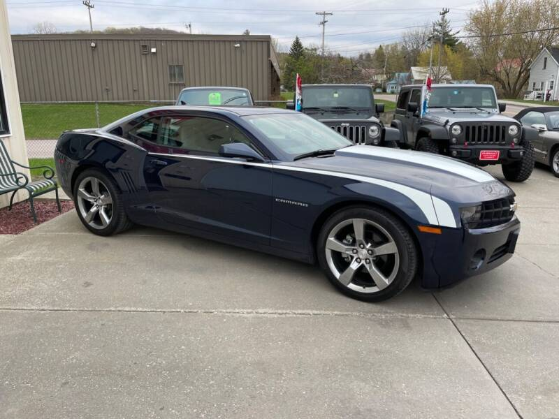 2012 Chevrolet Camaro for sale at Dussault Auto Sales in Saint Albans VT