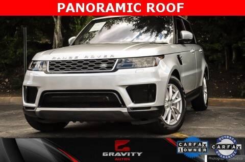 2018 Land Rover Range Rover Sport for sale at Gravity Autos Atlanta in Atlanta GA