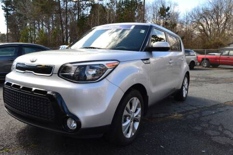 2016 Kia Soul for sale at Victory Auto Sales in Randleman NC