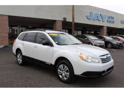 2011 Subaru Outback for sale at Jay Auto Sales in Tucson AZ