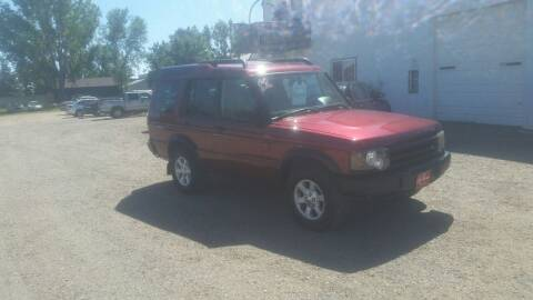 2004 Land Rover Discovery for sale at Ron Lowman Motors Minot in Minot ND