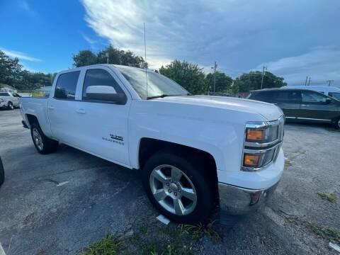 2014 Chevrolet Silverado 1500 for sale at H.A. Twins Corp in Miami FL