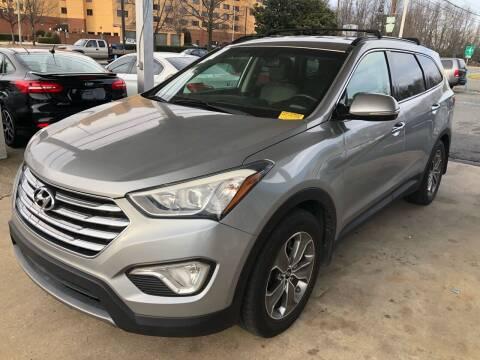 2014 Hyundai Santa Fe for sale at Auto Smart Charlotte in Charlotte NC