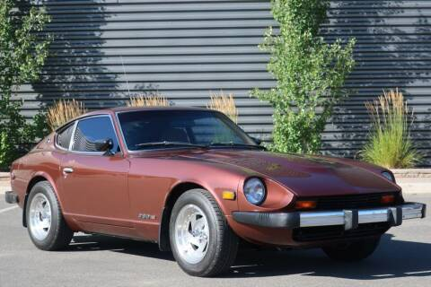 1978 Datsun 280Z for sale at Sun Valley Auto Sales in Hailey ID