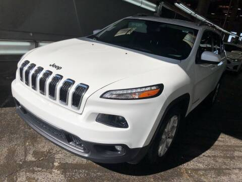 2016 Jeep Cherokee for sale at San Jose Auto Outlet in San Jose CA