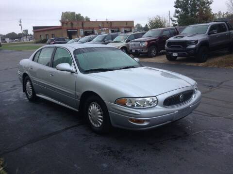 2000 Buick LeSabre for sale at Bruns & Sons Auto in Plover WI