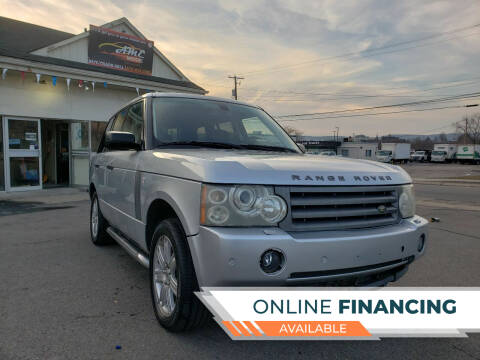 2006 Land Rover Range Rover for sale at AME Motorz in Wilkes Barre PA