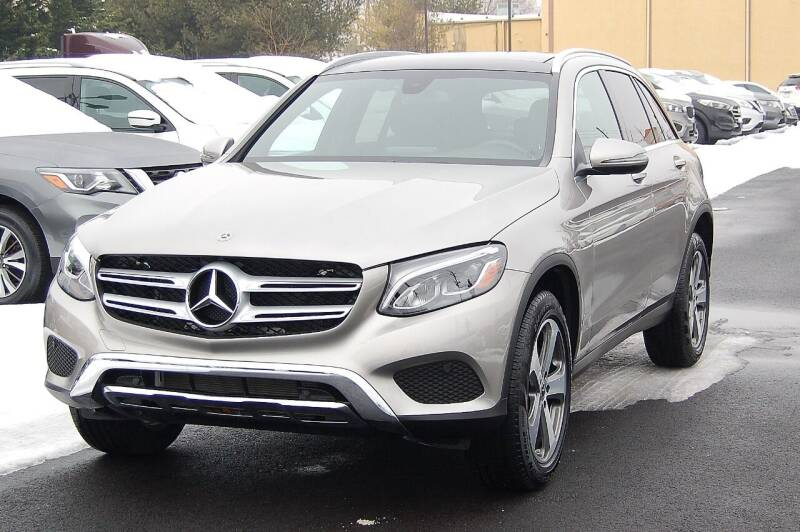 2019 Mercedes-Benz GLC for sale at Avi Auto Sales Inc in Magnolia NJ