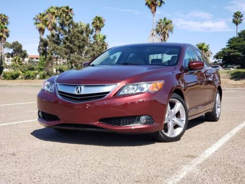 2013 Acura ILX for sale at Masi Auto Sales in San Diego CA
