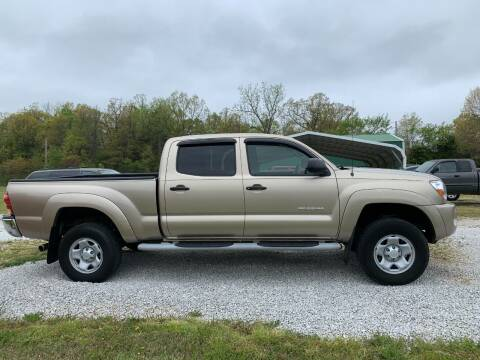 2005 Toyota Tacoma for sale at Steve's Auto Sales in Harrison AR