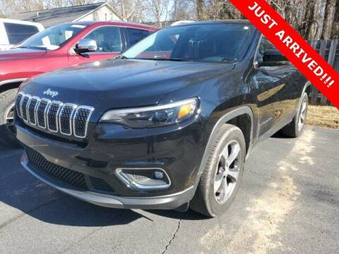 2019 Jeep Cherokee for sale at Impex Auto Sales in Greensboro NC