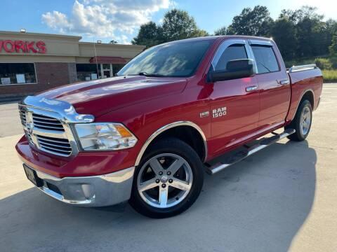 2013 RAM Ram Pickup 1500 for sale at Gwinnett Luxury Motors in Buford GA