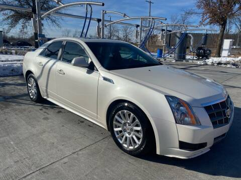 2011 Cadillac CTS for sale at Xtreme Auto Mart LLC in Kansas City MO